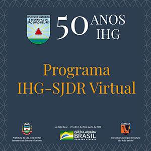 Programa IHG-SJDR Virtual